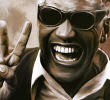 Ray Charles Sticker