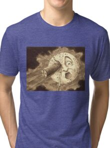 Trip to the Moon Tri-blend T-Shirt