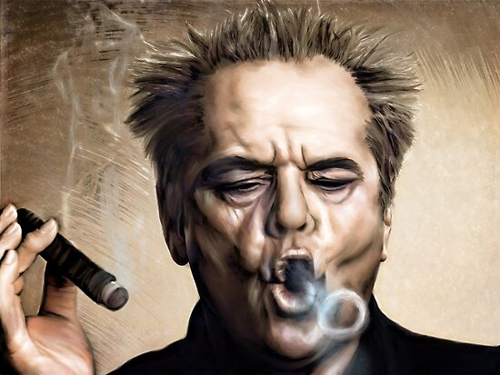 Jack Nicholson by andy551
