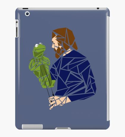 The Muppet Master iPad Case/Skin