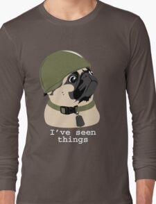 Pug of War Long Sleeve T-Shirt