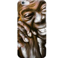 LOUIS ARMSTRONG.  iPhone Case/Skin