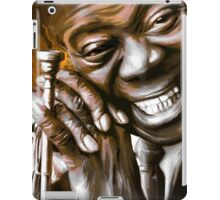 LOUIS ARMSTRONG.  iPad Case/Skin
