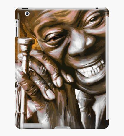 LOUIS ARMSTRONG.  iPad Case/Skin