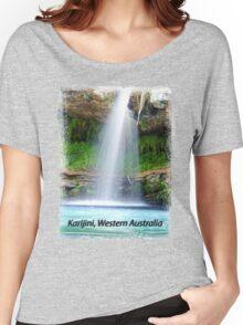 Karijini, Western Australia Women's Relaxed Fit T-Shirt