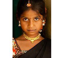 the little princess Photographic Print