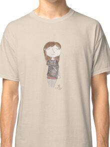 Doctor Who - Clara Oswald Classic T-Shirt