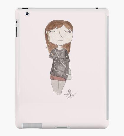 Doctor Who - Clara Oswald iPad Case/Skin