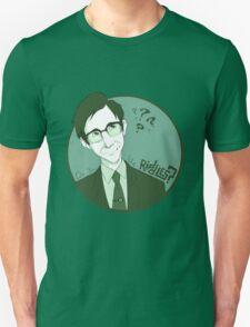 The Riddle Man Unisex T-Shirt