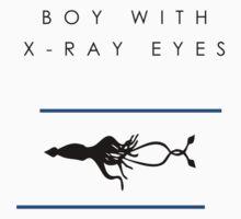 Boy With X-Ray Eyes (Airfix Democracies artwork) by jezkemp