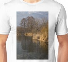 Golden Afternoon Reflections Unisex T-Shirt