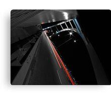 Newport SDR Bridge Canvas Print