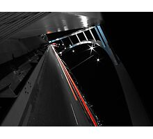 Newport SDR Bridge Photographic Print