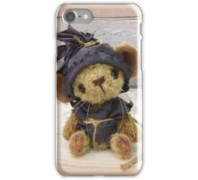 Magnus Mouse - Handmade bears from Teddy Bear Orphans iPhone Case/Skin