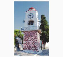 Agios Nikolaos clock tower, Skiathos Kids Clothes