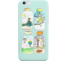 Season in the jar iPhone Case/Skin