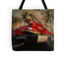 fine fins from the fifties Tote Bag