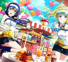 Love Live! School Idol Project - μ's Sweet Shop by star-sighs