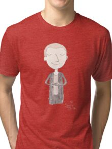 Doctor Who - Ninth Doctor Tri-blend T-Shirt