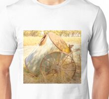 The Old Furphy Water Cart.... Unisex T-Shirt