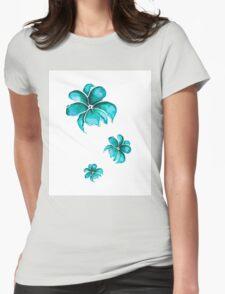 WatercolorFlowersPattern T-Shirt