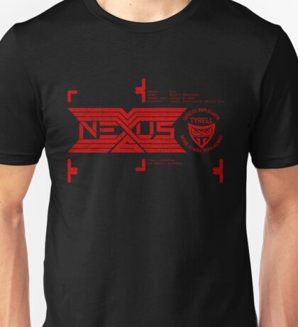 Nexus 6 Unisex T-Shirt