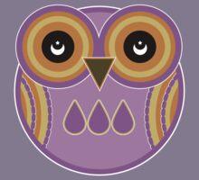 Purple Owl Kids Clothes