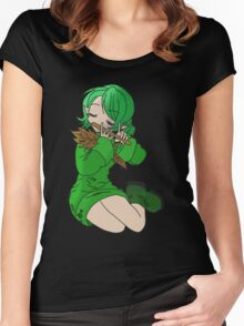 Saria's Autumn Women's Fitted Scoop T-Shirt