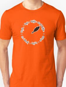"""Hobbit Eating Times - """"But what about second breakfast?"""" T-Shirt"""
