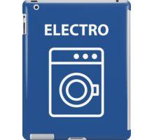 ELECTRO iPad Case/Skin