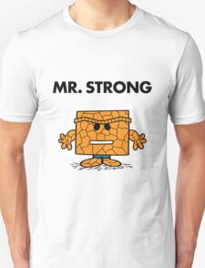 The Thing - Mr Strong Unisex T-Shirt