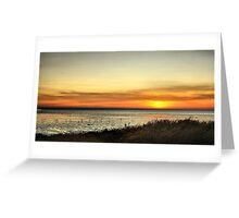 - Sunrise - Greeting Card
