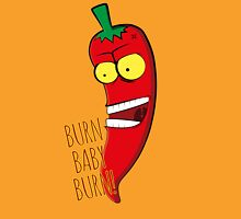 Hot Pepper Burn Baby T-Shirt