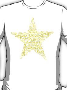 Steven Universe Star - Characters T-Shirt