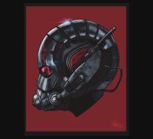 ANT-MAN Helmet by ameliaduffy