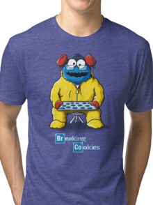 Breaking Cookies Tri-blend T-Shirt