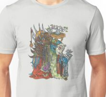 Bonsai monk Unisex T-Shirt