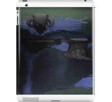 Warrior of the Dark iPad Case/Skin