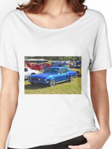 1968 California Special Mustang Women's Relaxed Fit T-Shirt
