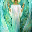 Angel Of Growing by Kseniya Nelasova
