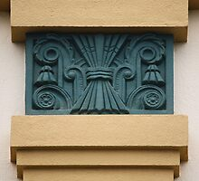 hindmarsh art deco  by Christopher Biggs