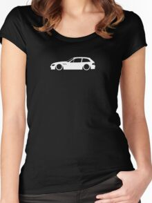 E37 BHP Monster Women's Fitted Scoop T-Shirt
