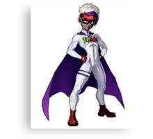LGBT Geeks Hero  Canvas Print