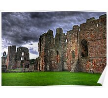 A View of a Once Mighty Priory (HDR) Poster