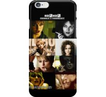 Fem!Jim Moriarty & Fem!Sebastian Moran- Mormor iPhone Case/Skin
