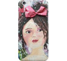 Inner Girly Girl - Bows and Butterflies iPhone Case/Skin