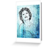 Norma Greeting Card
