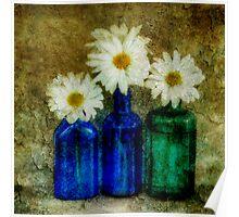 3 Bottles Poster