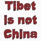 Tibet is not China by lightsmith