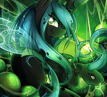 Queen Chrysalis by Sybke